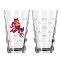 Arizona State Sun Devils 2-pc. Pint Glass Set