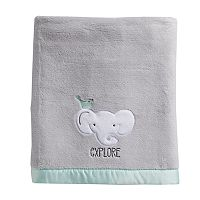 Just Born Animal Fleece Blanket