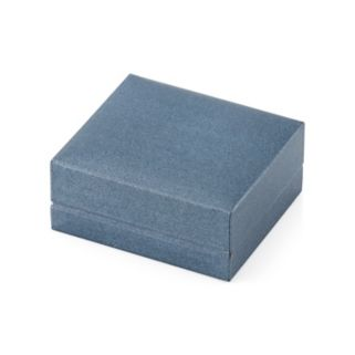 Timeless Sterling Silver Cubic Zirconia Two Hearts One Love Pendant