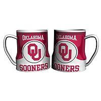 Oklahoma Sooners 2 pc Ceramic Mug Set