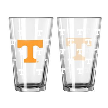Tennessee Volunteers 2-pc. Etched Pint Glass Set