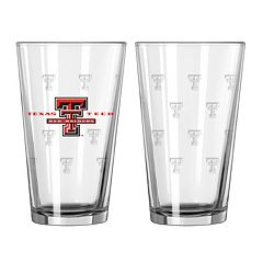 Texas Tech Red Raiders 2-pc. Pint Glass Set