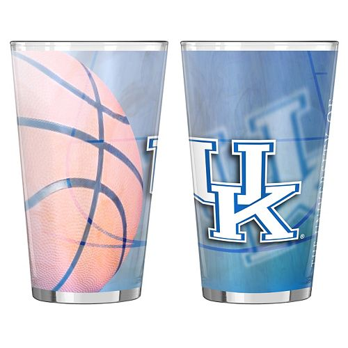 Kentucky Wildcats 2-pc. Pint Glass Set