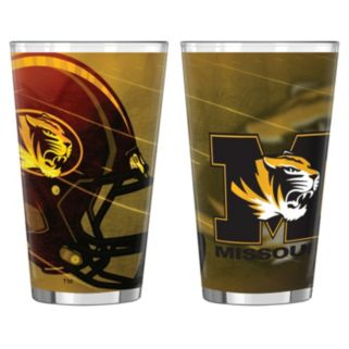 Missouri Tigers 2-pc. Pint Glass Set