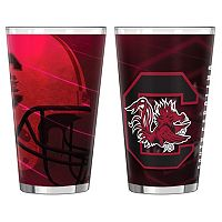 South Carolina Gamecocks 2-pc. Pint Glass Set