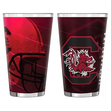 South Carolina Gamecocks 2-pc. Pint Glass Set