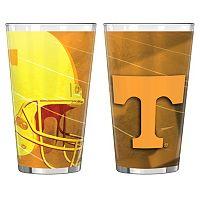 Tennessee Volunteers 2 pc Pint Glass Set