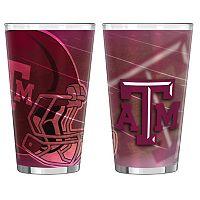 Texas A&M Aggies 2-pc. Pint Glass Set