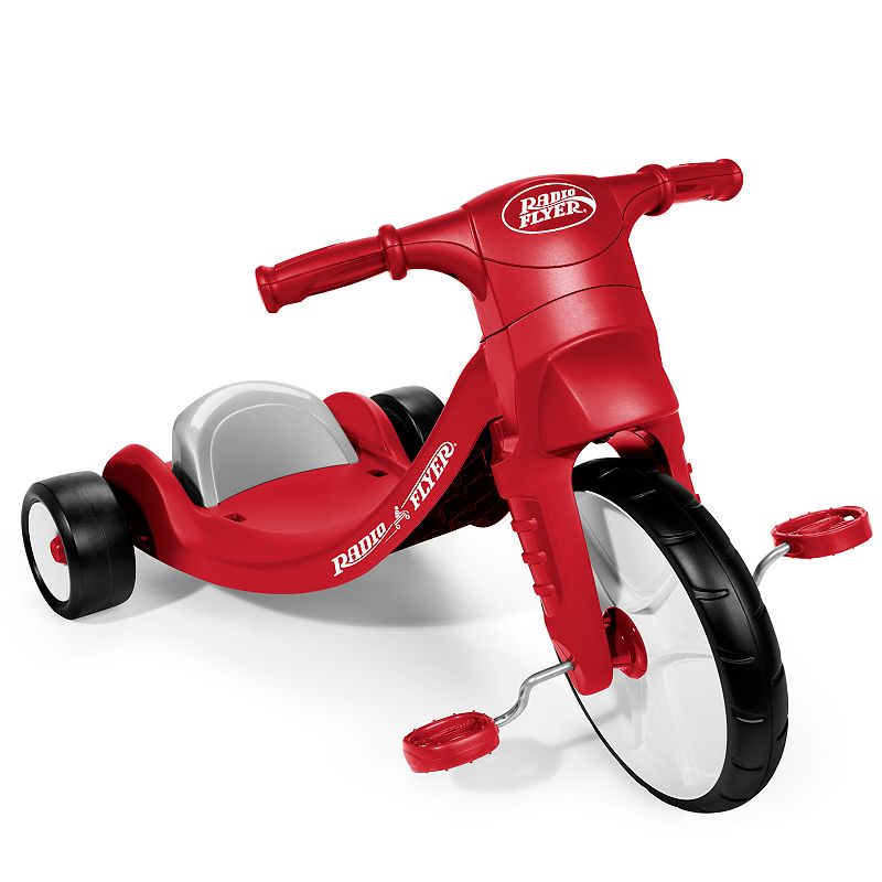 Radio Flyer My 1st Big Flyer Tricycle, Multicolor
