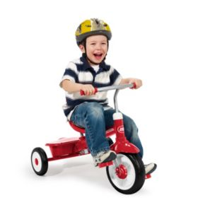 Radio Flyer 4-in-1 Ultimate Grow-With-Me Tricycle