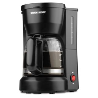 Black and Decker 5-Cup Switch Coffee Maker