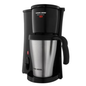 Black and Decker Brew 'N Go Coffee Maker