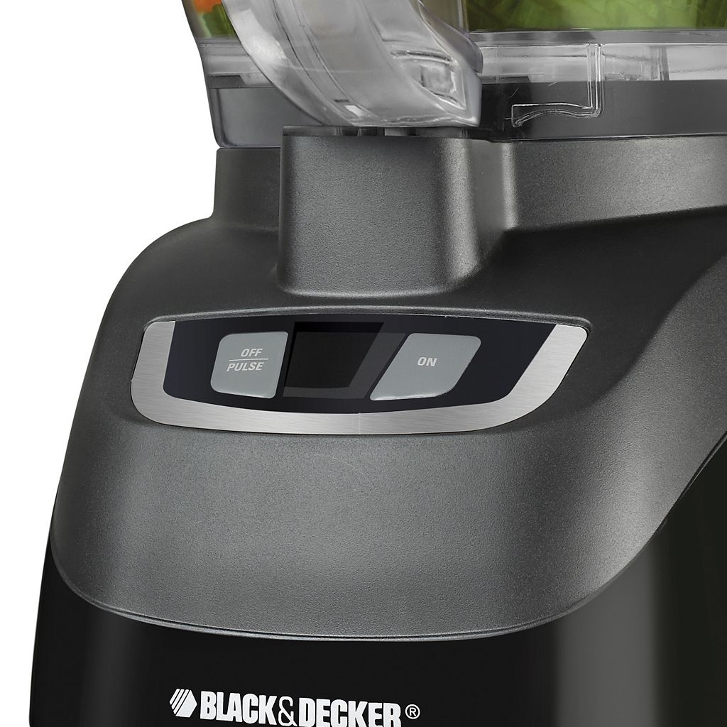 Black and Decker 8-Cup Food Processor