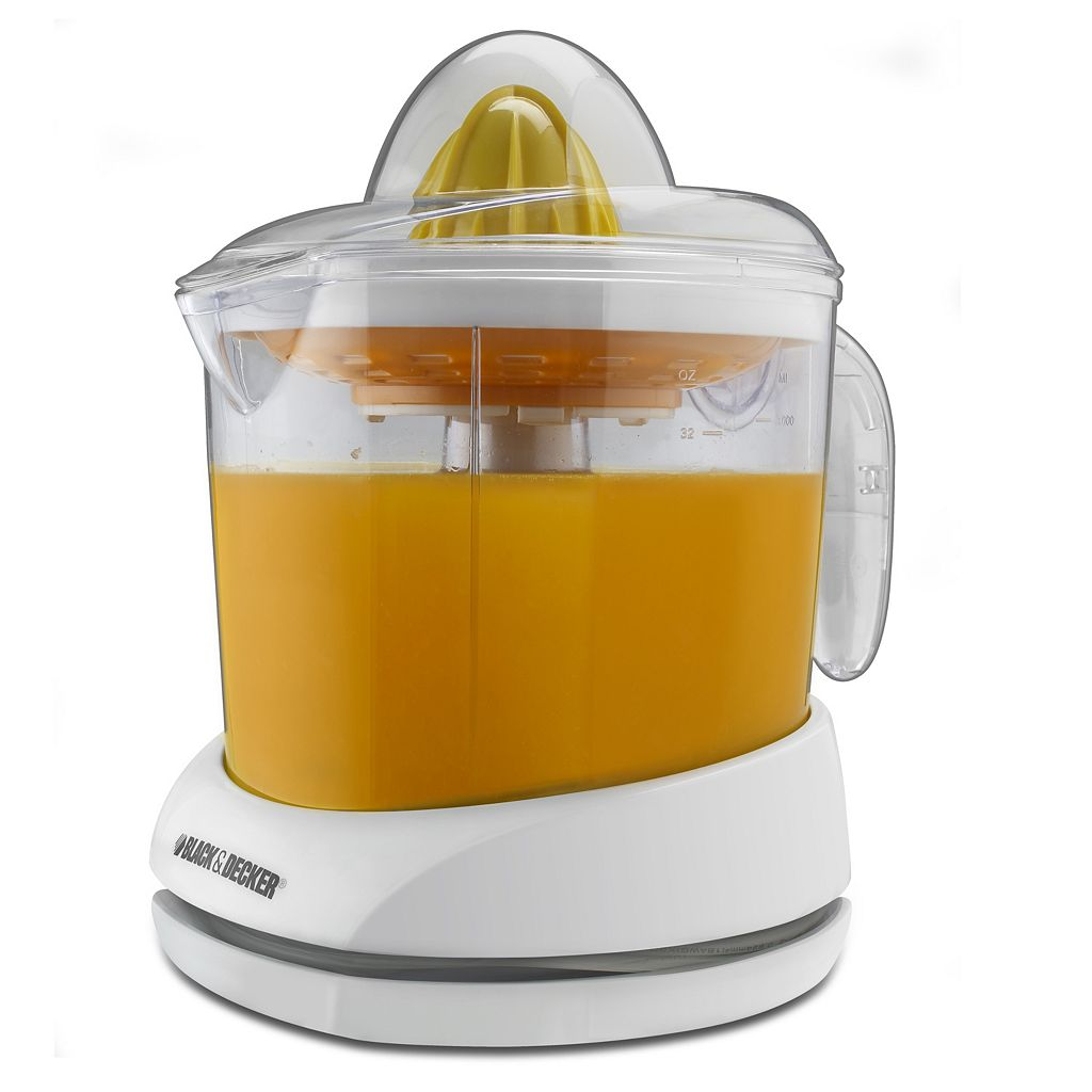 Black & Decker Citrus Juicer