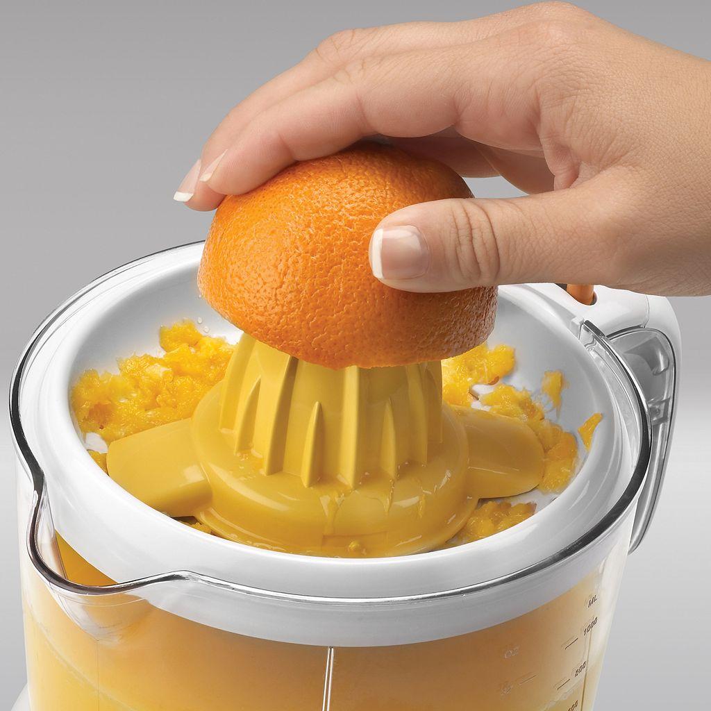 Black and Decker Citrus Juicer