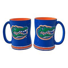 Florida Gators 2-pc. Relief Coffee Mug Set