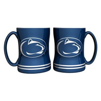 Penn State Nittany Lions 2-pc. Relief Coffee Mug Set