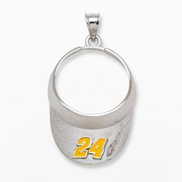 Insignia Collection NASCAR Jeff GordonSterling Silver