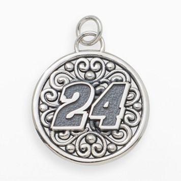 Insignia Collection NASCAR Jeff Gordon Sterling Silver