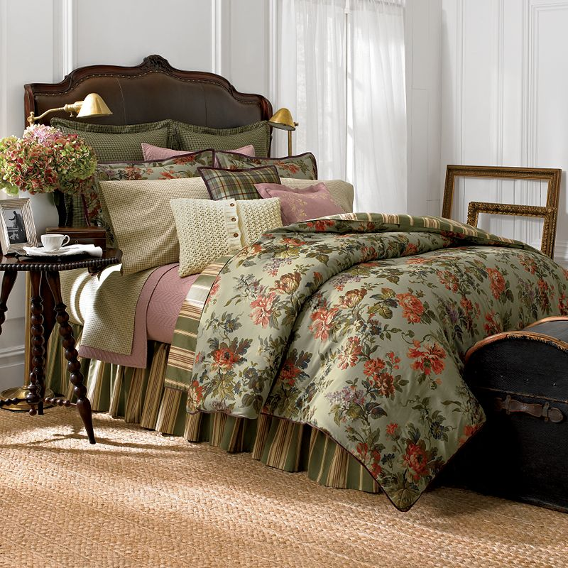 chaps home brittany 4 pc comforter set cal king