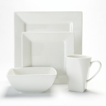 Food Network™ Shortbread 4-pc. Square Place Setting