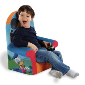 Disney's Mickey Mouse Club House Chair by Marshmallow Furniture