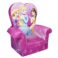 Disney Princess Marshmallow Foam Chair by Spin Master