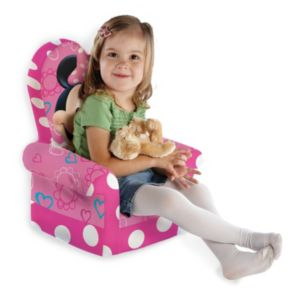 Disney's Minnie Mouse Chair by Marshmallow Furniture