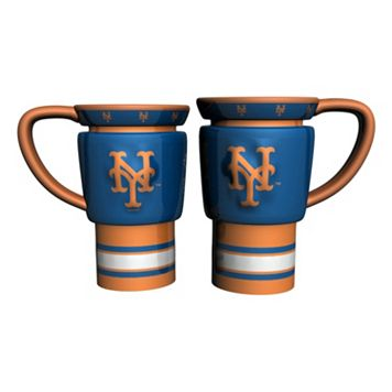 New York Mets 2-pc. Travel Coffee Mug Set