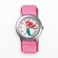 Disney Princess Ariel Kids' Time Teacher Watch