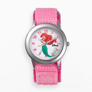 Disney Princess Ariel Kids' Time Teacher Watch