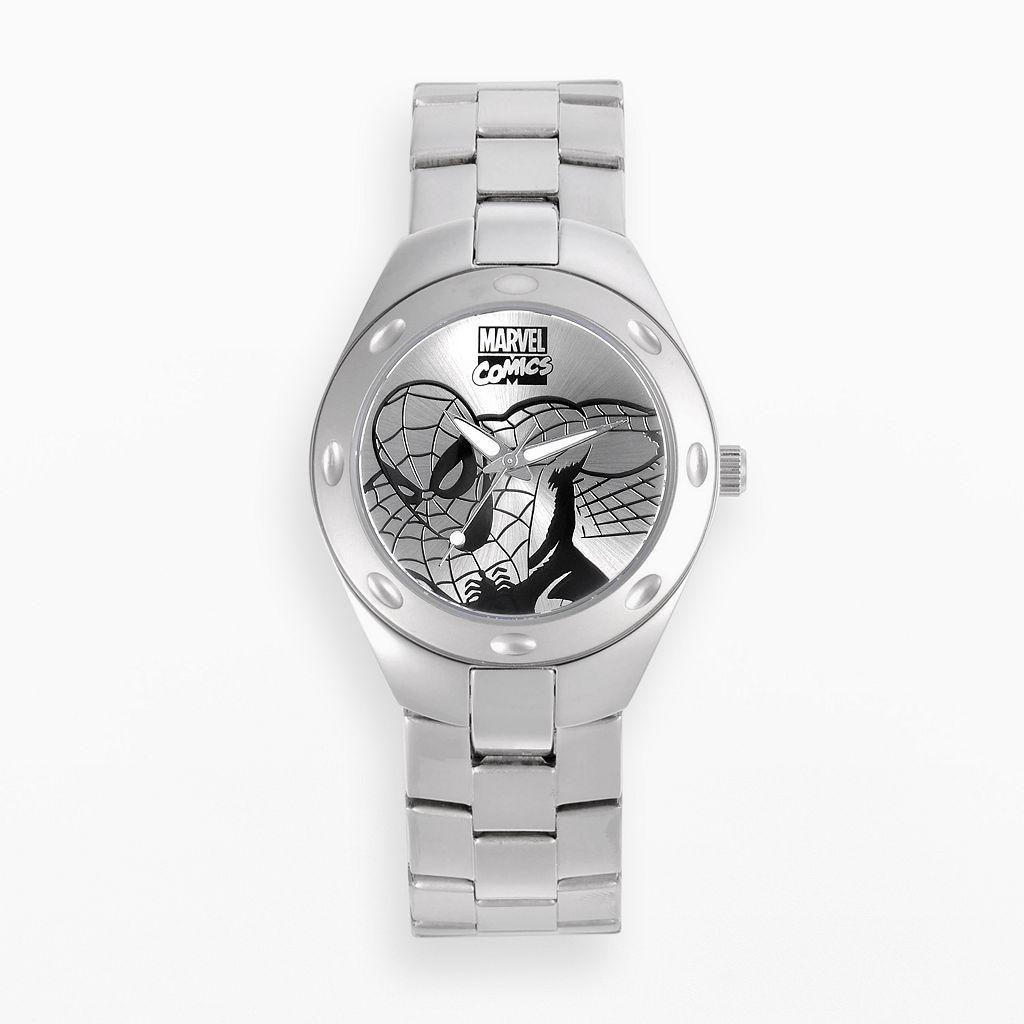 Marvel Men's Spider-Man Stainless Steel Watch
