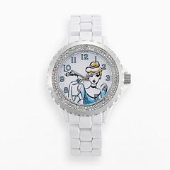 Disney Princess Cinderella Women's Crystal Watch