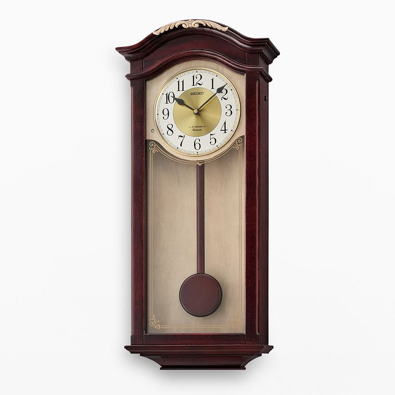 Seiko Westminster Whittington Wall Clock Manual