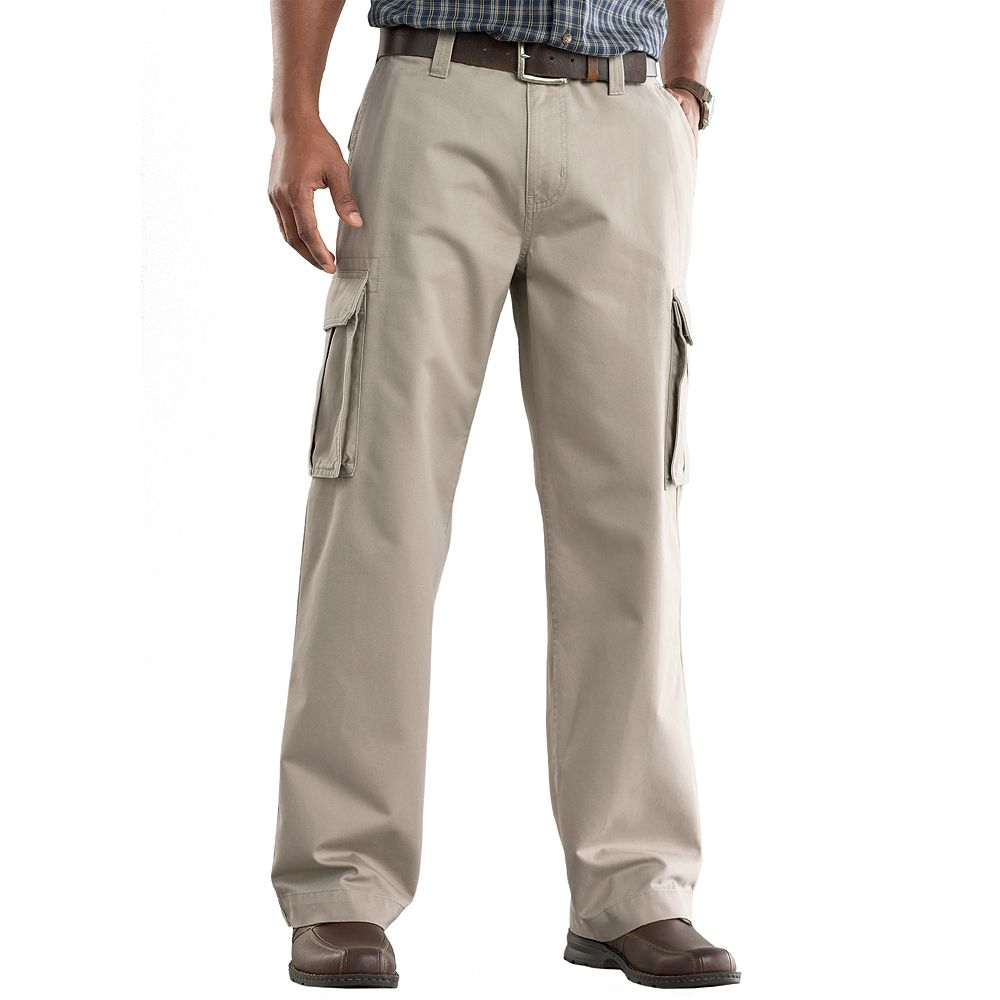 SONOMA Goods for Life™ Relaxed-Fit Twill Cargo Pants