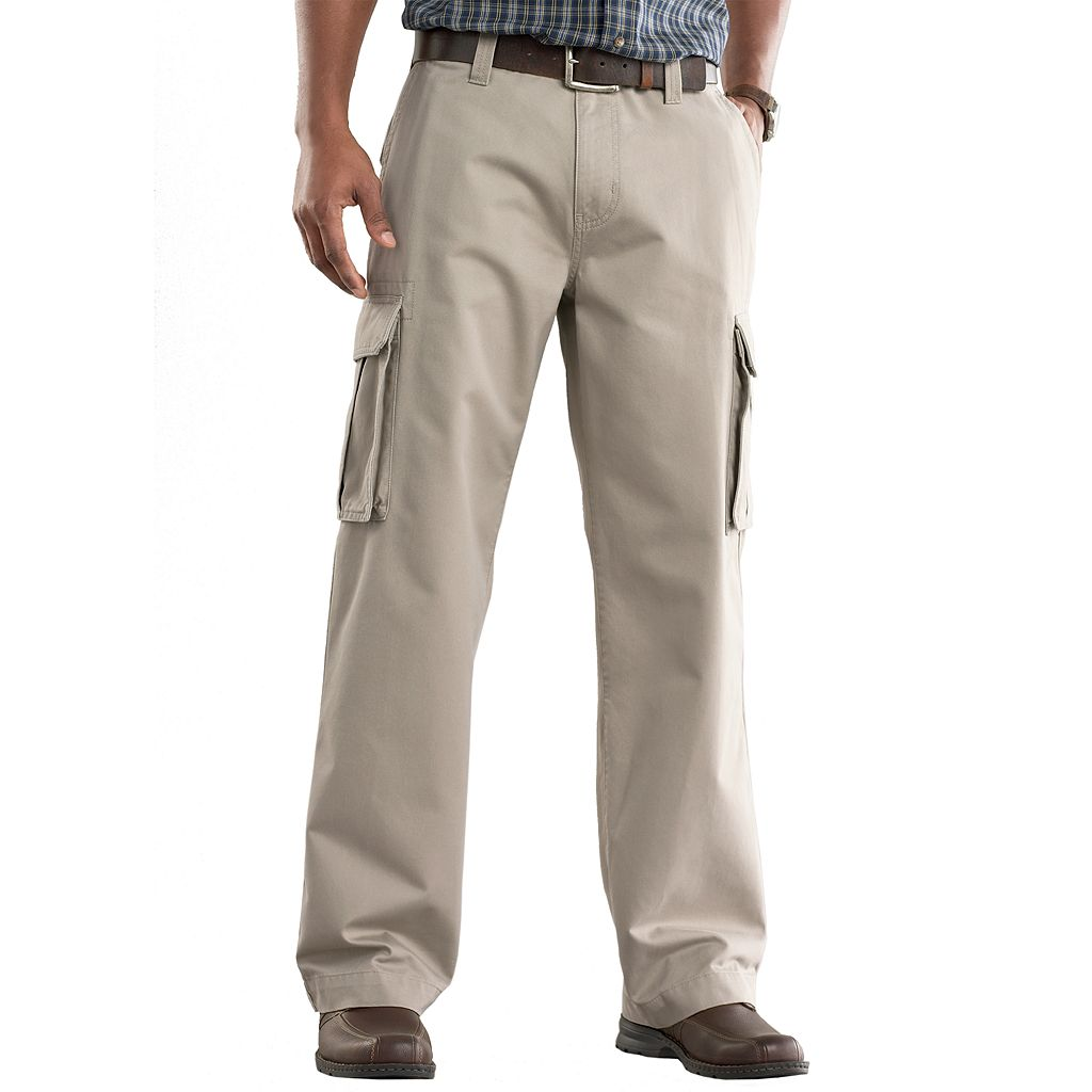 Men's SONOMA Goods for Life™ Relaxed-Fit Twill Cargo Pants