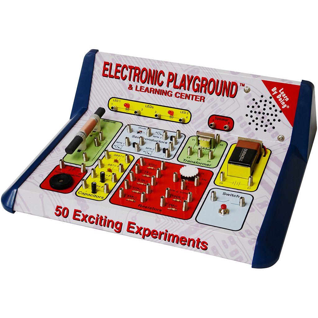 Elenco 50-in-1 Electronic Playground