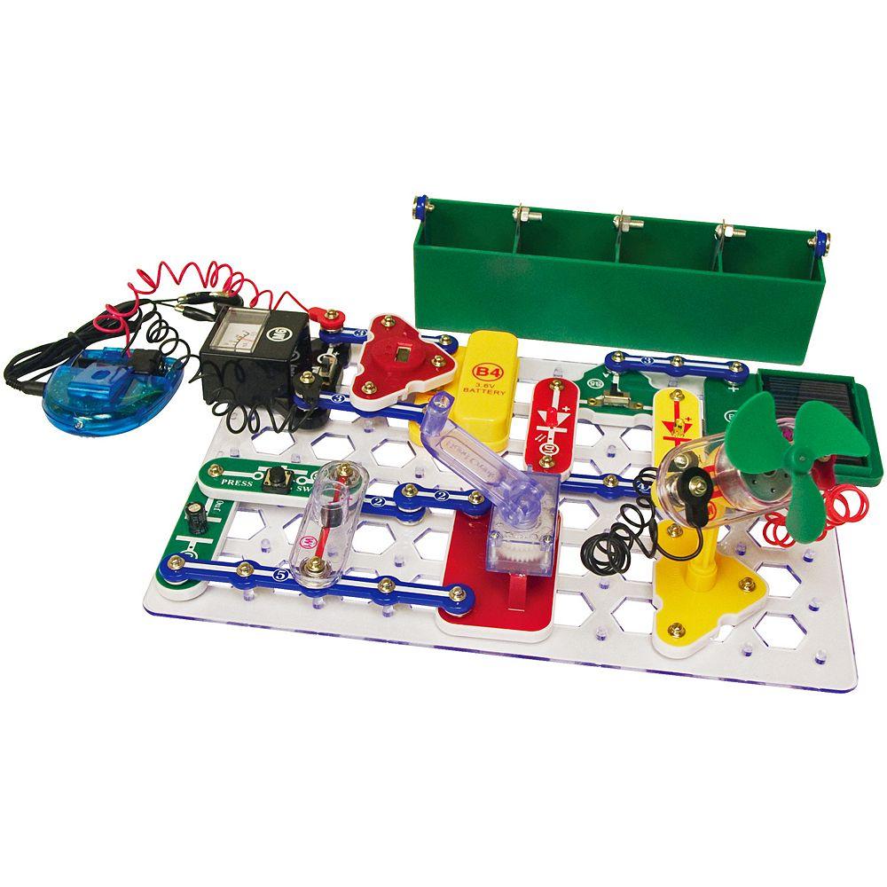 Elenco Snap Circuits Green Kit Circuit Light By Ebeanstalk