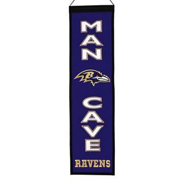 Baltimore Ravens Man Cave Banner