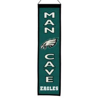 Philadelphia Eagles Man Cave Banner