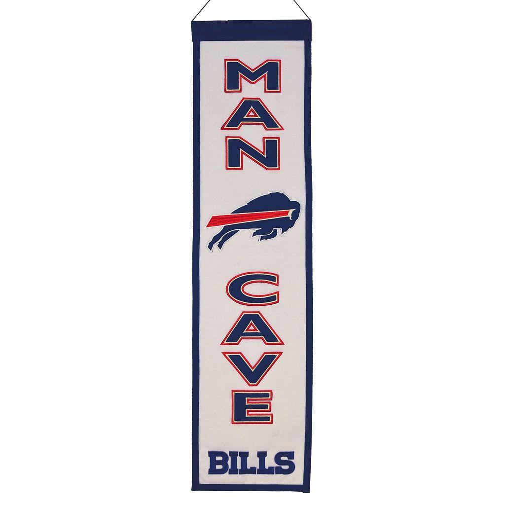 Buffalo Bills Man Cave Banner