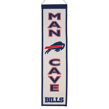 Buffalo Bills Man Cave Banner
