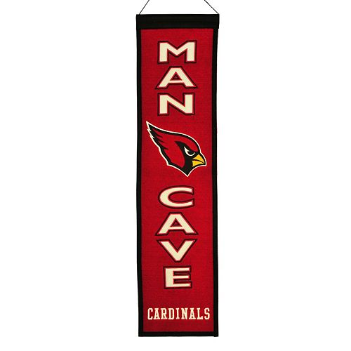 Arizona Cardinals Man Cave Banner
