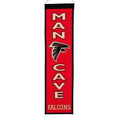 Atlanta Falcons Man Cave Banner