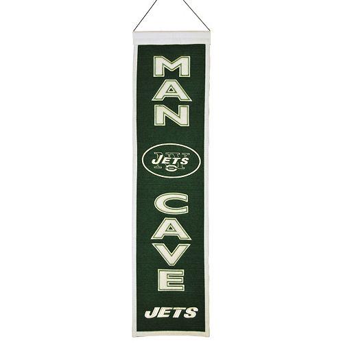 New York Jets Man Cave Banner