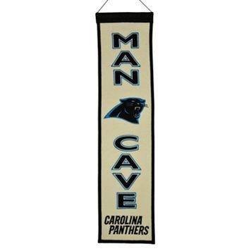 Carolina Panthers Man Cave Banner