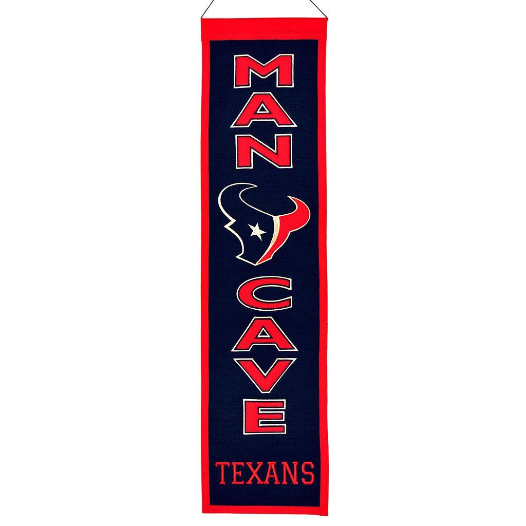 Texas Longhorns Man Cave Banner