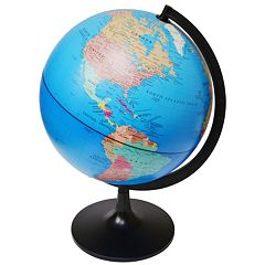 Elenco 11-in. Political Globe