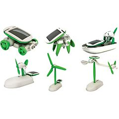 Elenco OWI 6-in-1 Educational Solar Kit