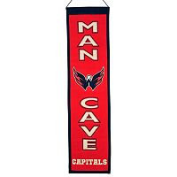 Washington Capitals Man Cave Banner